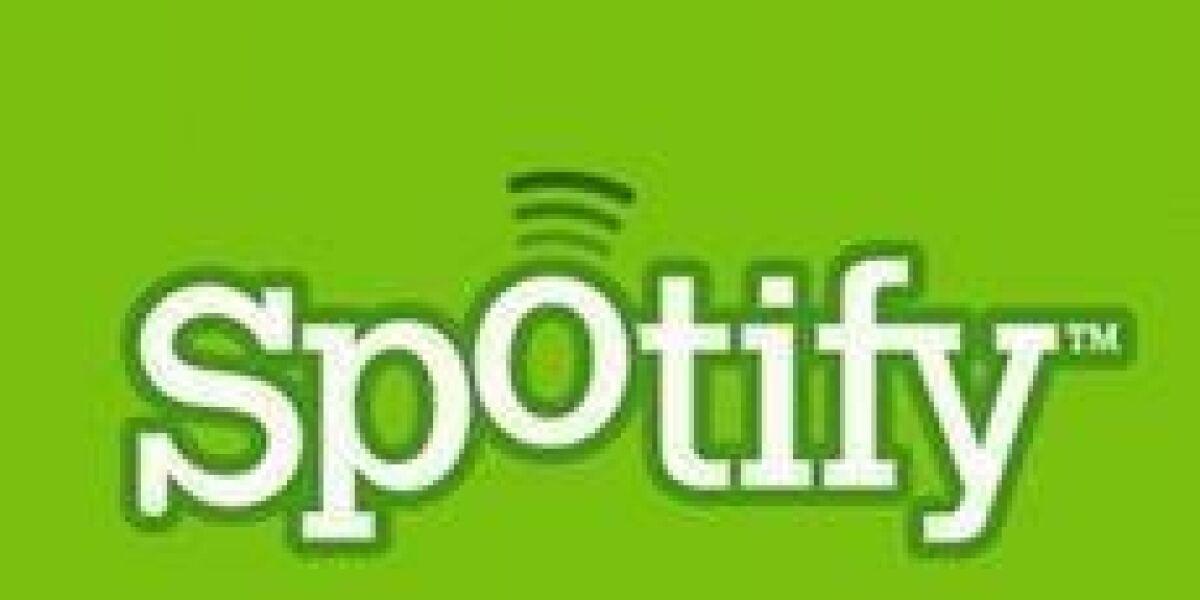 Neue Finanzierungsrunde für Spotify