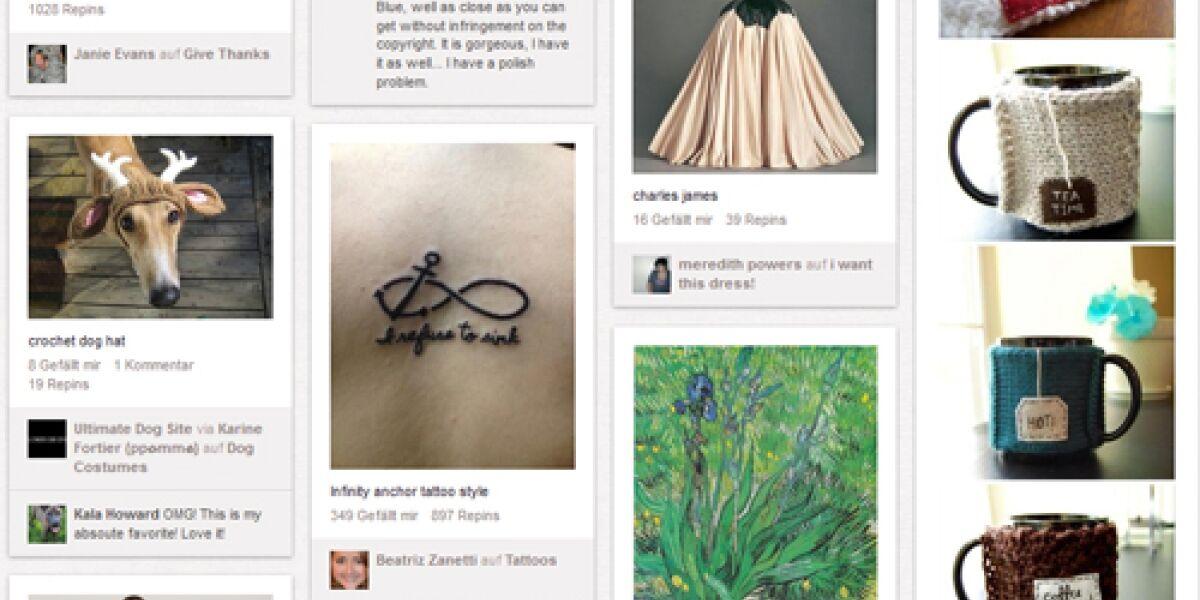 Pinterest führt Business Accounts ein