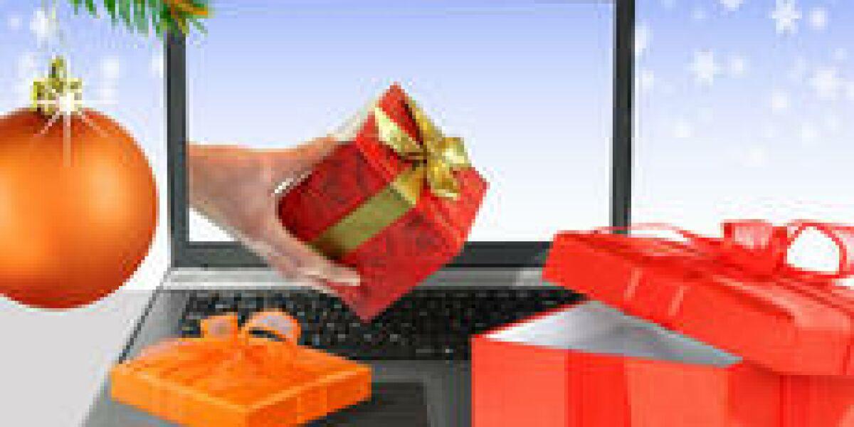 Weihnachten im US-Onlinehandel
