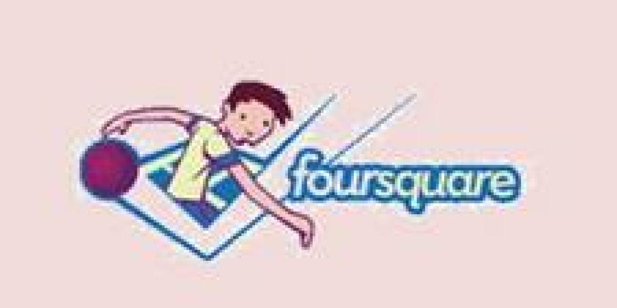 Neue App für Foursquare