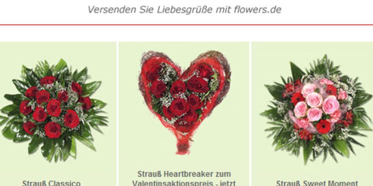 Valentinstags-Index