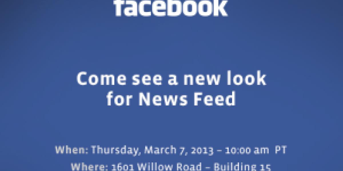 Neuer Look für Facebook-Newsfeed