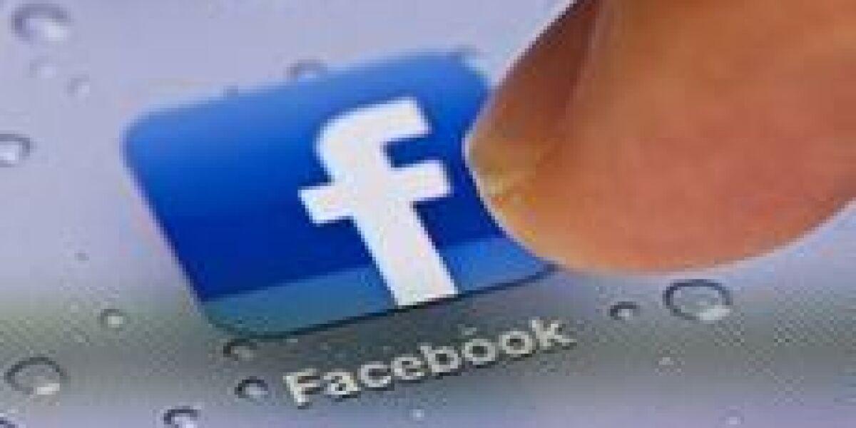 Neues Facebook-Handy in Mache