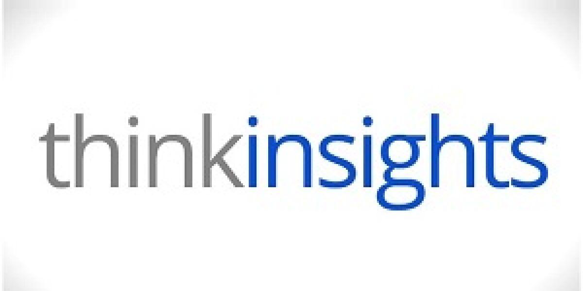 "Google bringt ""Think Insights"""