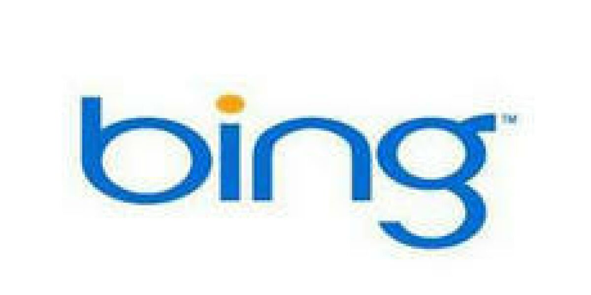 Bing als Informationsplattform
