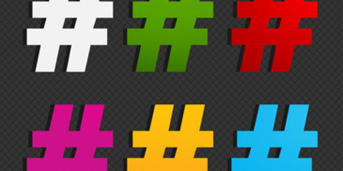 Hashtags für Facebook?