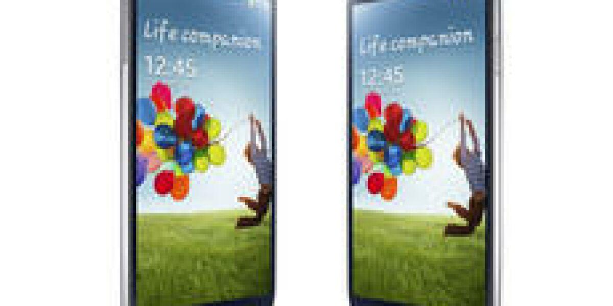 Samsung-Smartphone bringt mobile Payment-Funktionen