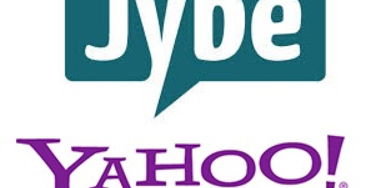 Yahoo kauft Empfehlungs-Start-up