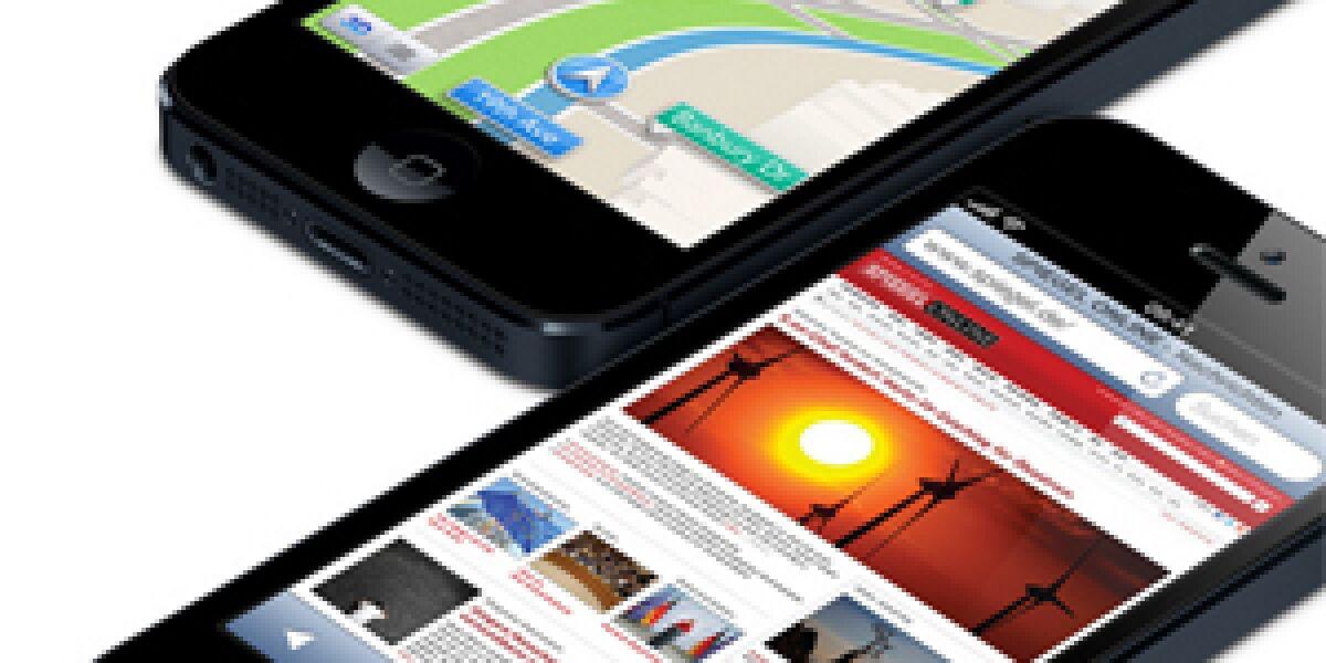 Nachfolger für Apples iPhone 5