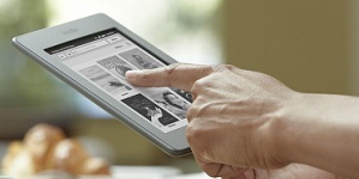 Zukunftsvisionen für den Kindle-E-Reader