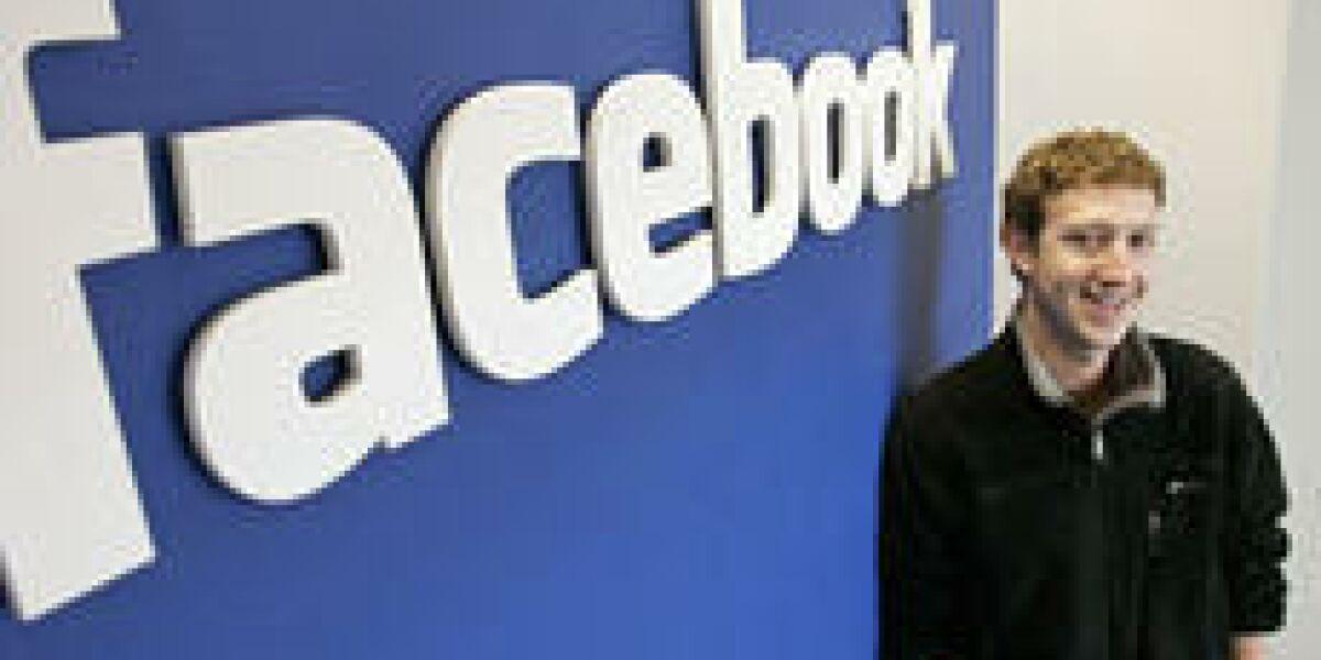 Mark Zuckerberg präsentiert Facebook Home