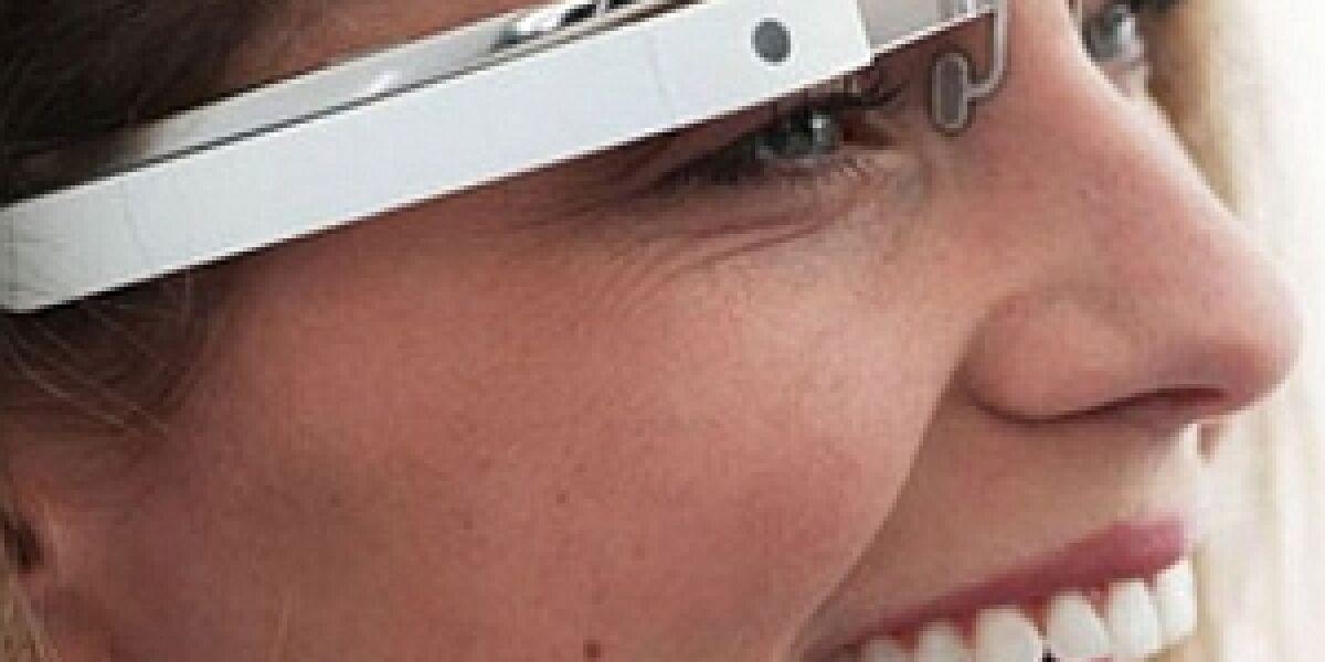 Google Glass eignet sich wohl nicht für Brillenträger