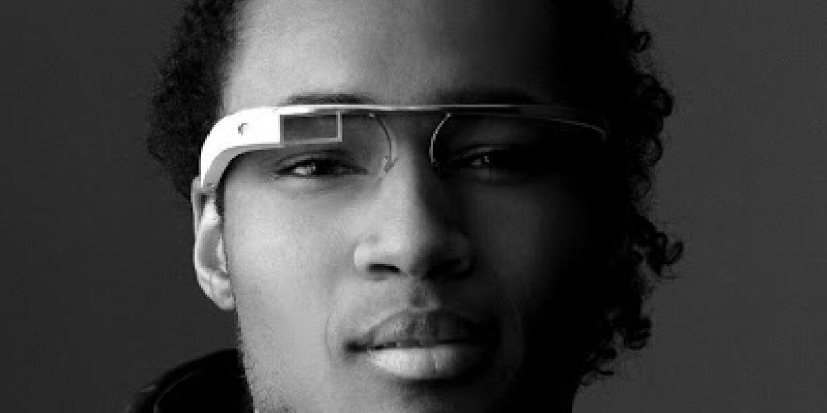 Eric Schmidt spricht über Google Glass
