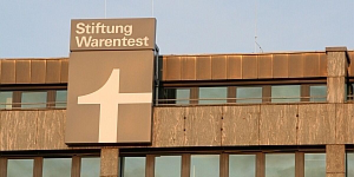 Zentrale der Stiftung Warentest in Berlin
