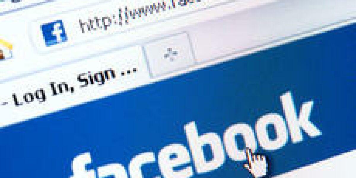 Anti-Hack-Maßnahme bei Facebook