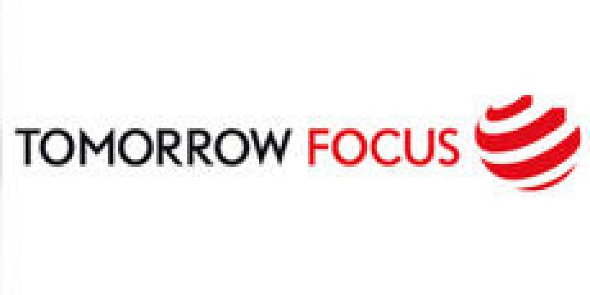 Tomorrow Focus meldet höchsten Quartalsumsatz der Unternehmensgeschichte