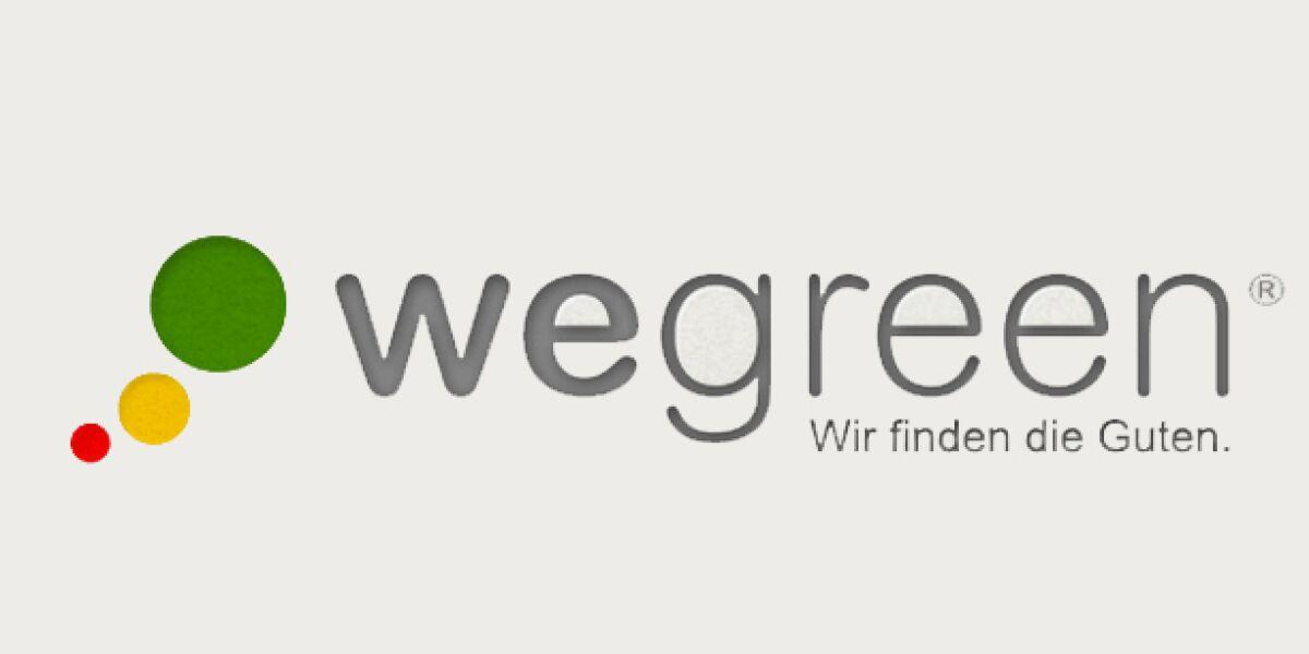 Wegreen startet Marktplatz