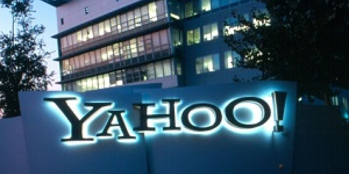 Gaming-Start-up für Yahoo