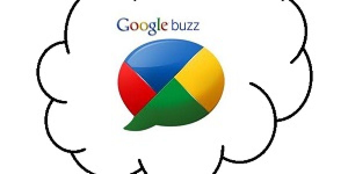 Google stellt Buzz-Inhalte in Cloud-Speicher