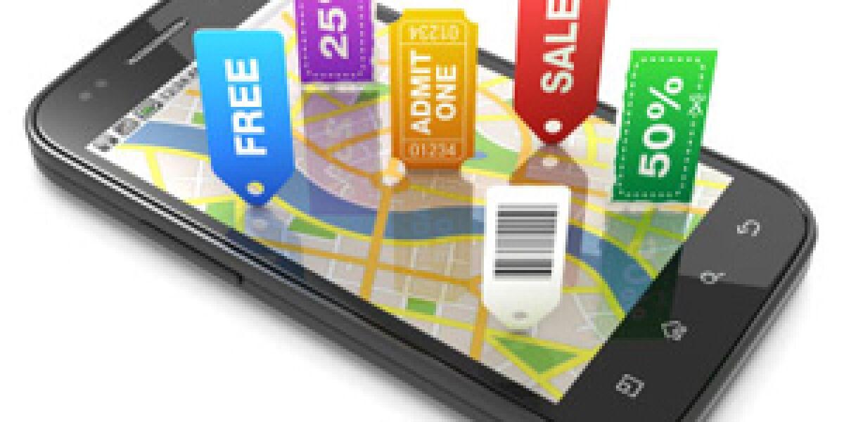 Mobiler Einkauf legt auch 2013 zu