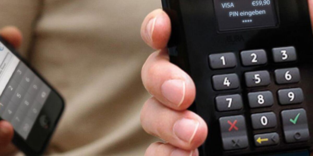 Mit Kreditkarten mobil bezahlen