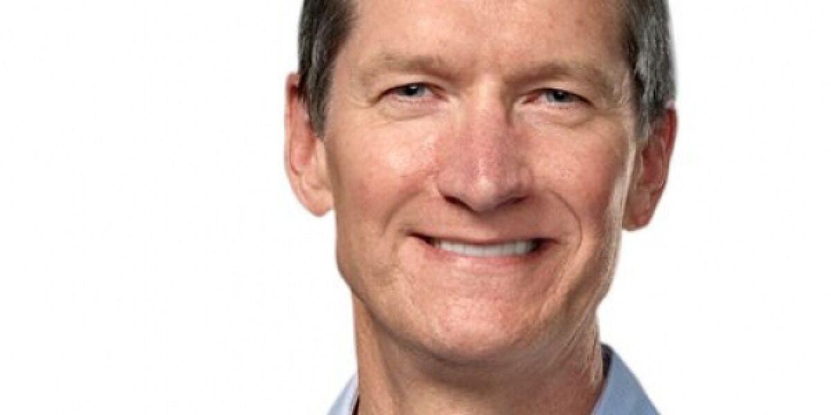 Tim Cook spricht über iWatch und Google Glass