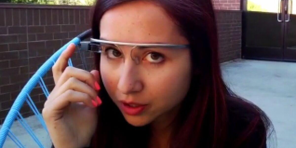 Anwendungsbeispiele für Google Glass