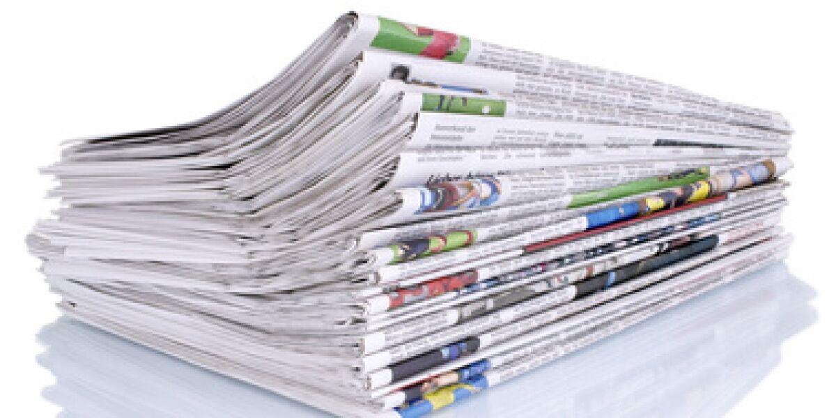 Zeitungsbranche setzt auf Paid Content