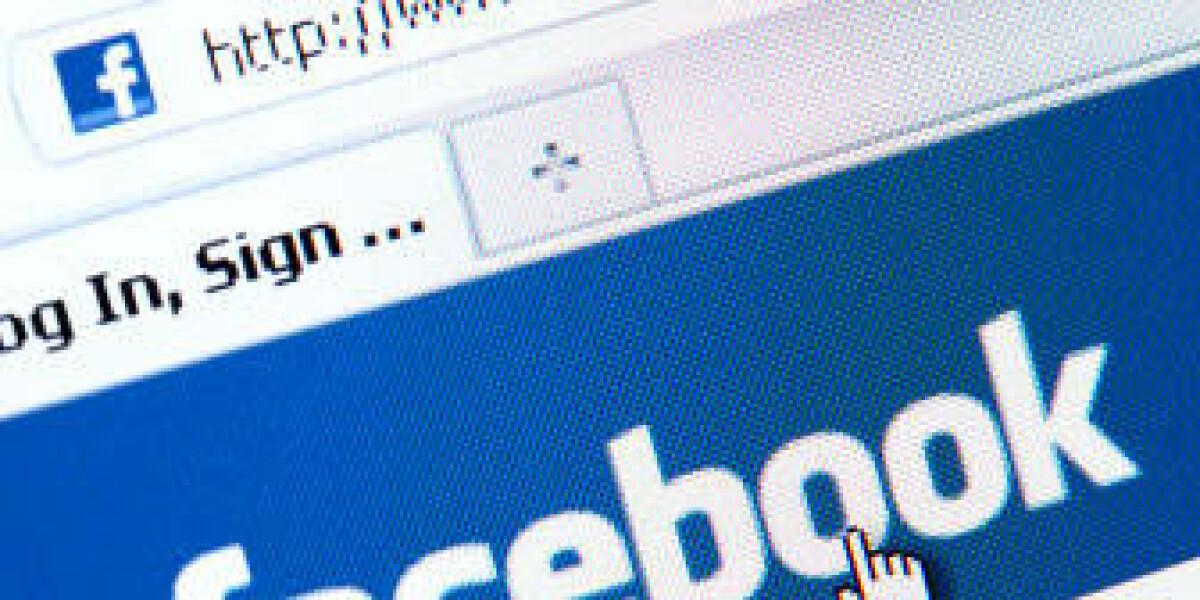 Namenspflege von Facebook