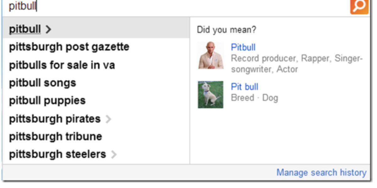 Bing bastelt an Autosuggest