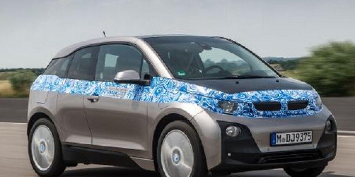 BMW verkauft nur den i3 übers Web