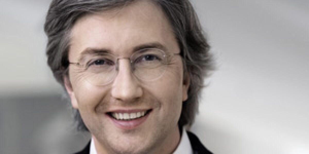 Vorstand Thomas Hesse zur Digitalisierung von Bertelsmann