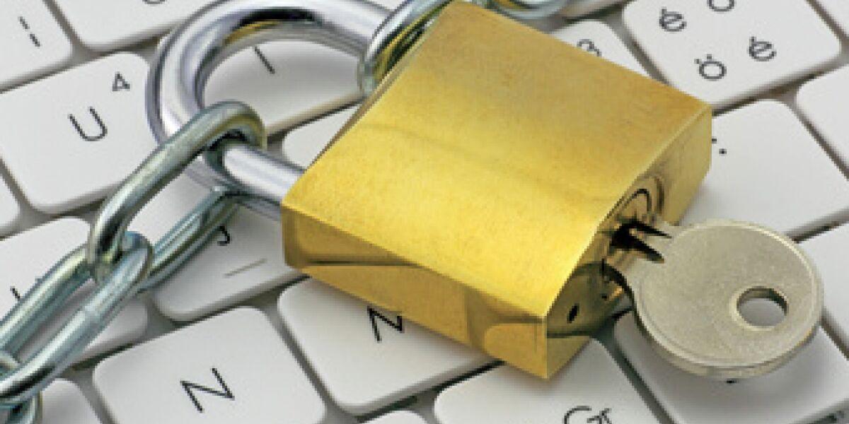 Cybercimeangriffe auf Großunternehmen