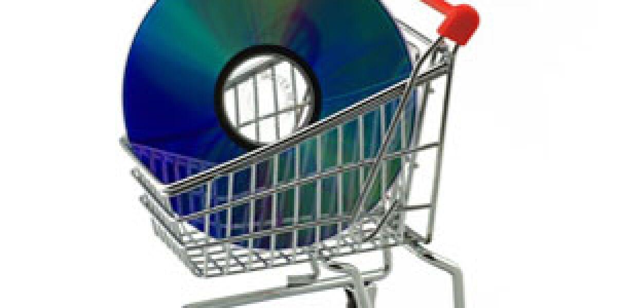 Internet kurbelt Musik-Umsätze an
