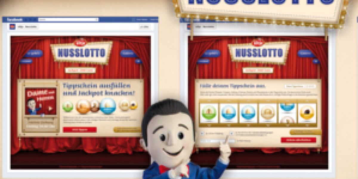 Webguerillas entwickelt Facebook-Video-App für ültje