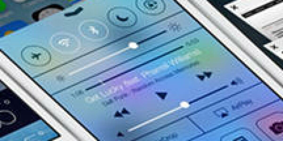 iOS 7 von Apple im September verfügbar