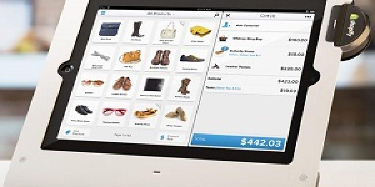 Neues POS-Angebot von Shopify