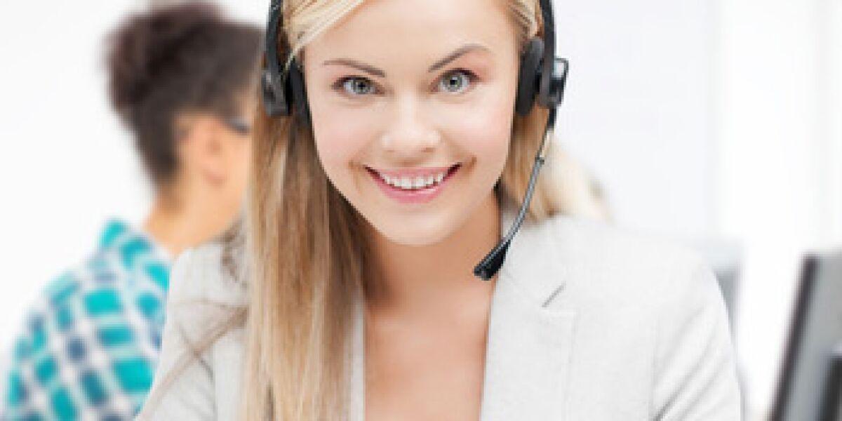 Kundenservice im Internet