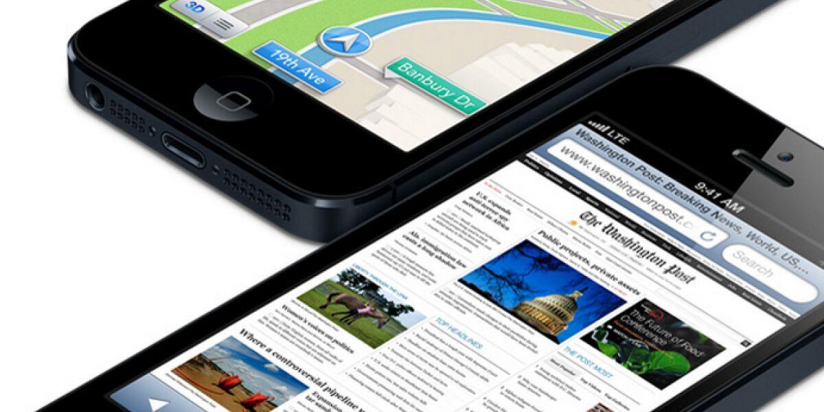 Second-Hand-Markt für iPhones
