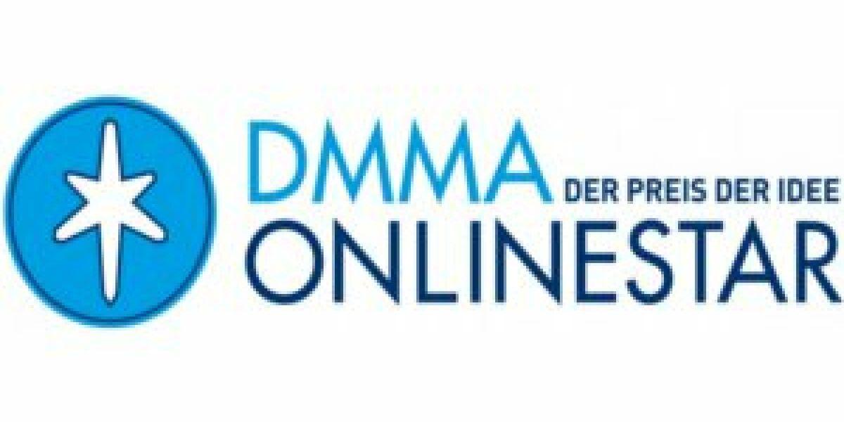 Shortlist für DMMA OnlineStar 2013 steht fest