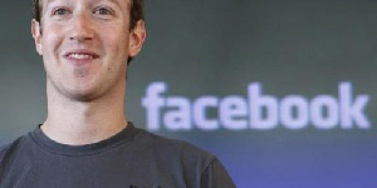 Soziale Inhalte für Facebooks Homescreen
