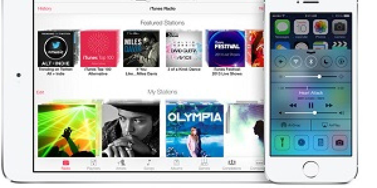 iOS 7 legt Apple-Server lahm
