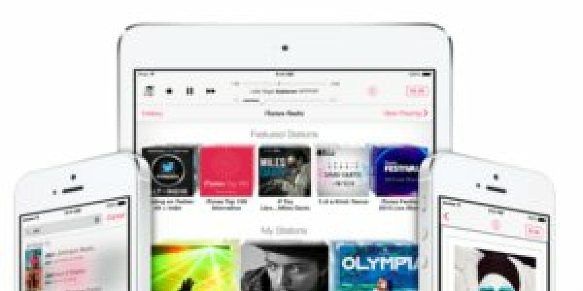 Nutzerzahlen Apple iTunes Radio