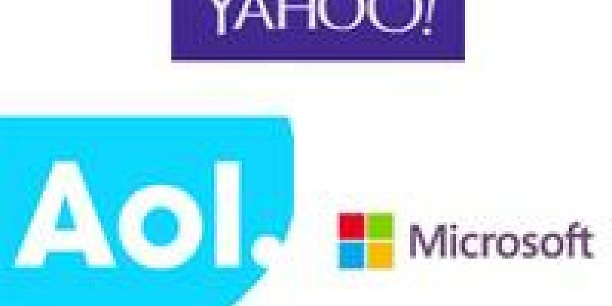 Yahoo, AOL und Microsoft weiten Werbebündnis aus