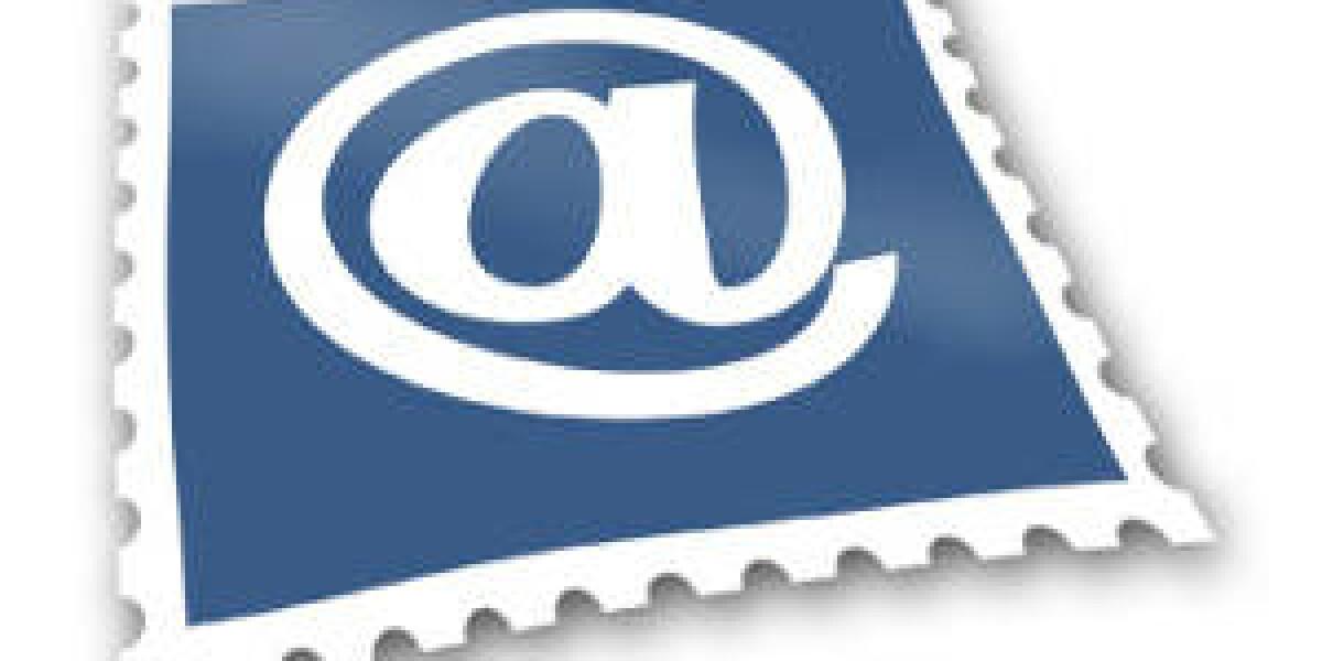 Marktanteile im deutschen E-Mail-Geschäft