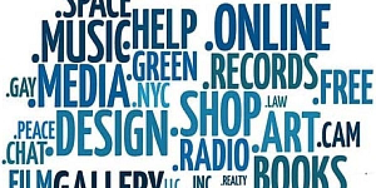 Neue Top Level Domains