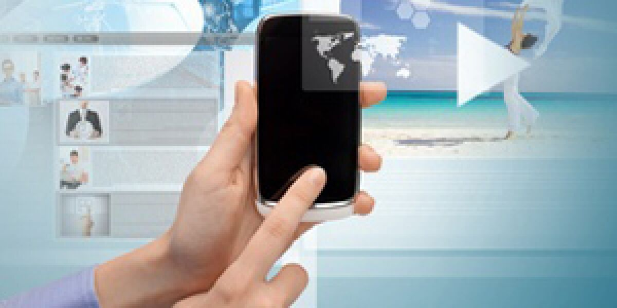 Second-Screen-Studie auf mobilen Geräten
