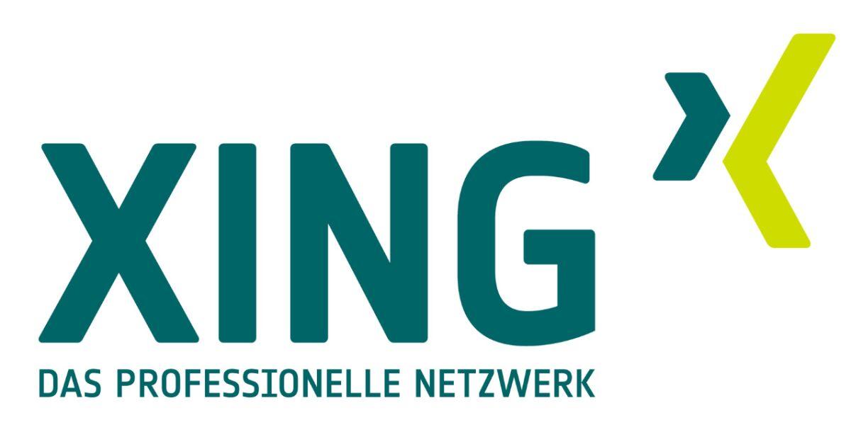 Logo von Xing
