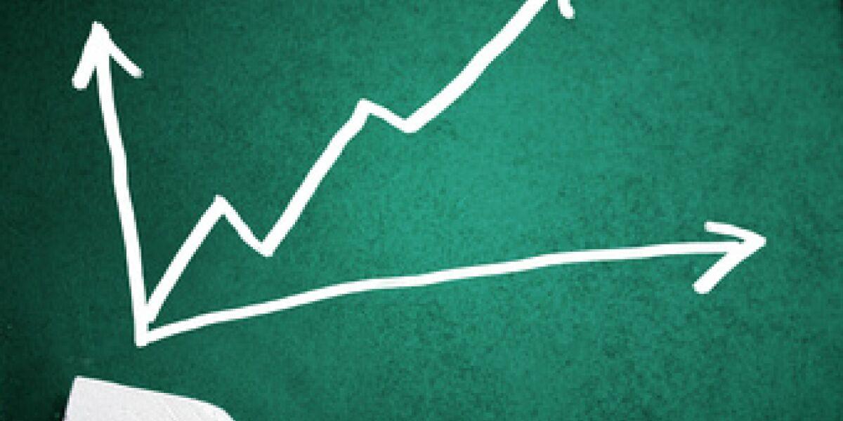 Ausgaben für Suchmaschinenwerbung steigen