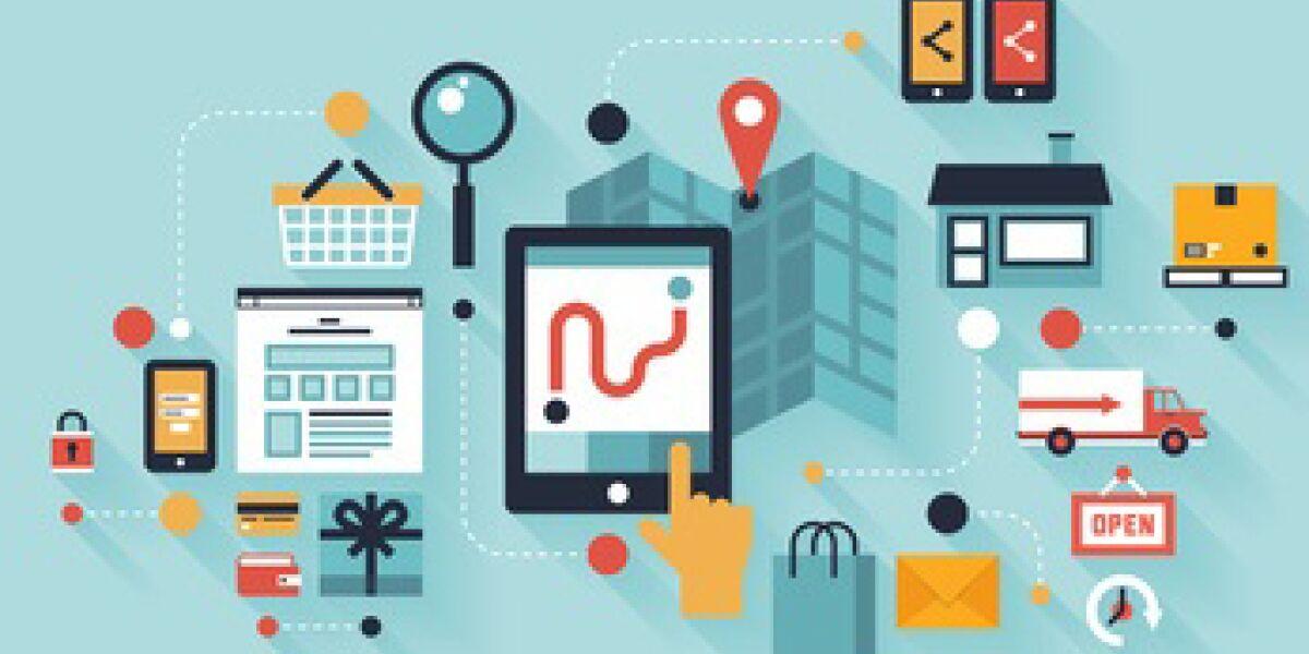 Werbung auf Smartphone und Tablets